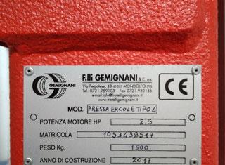 Gemignani ERCOLE typ 4 P00211066