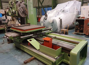 Tos Varnsdorf A.S. W 100 A Table type boring machine