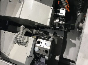 Citizen M20 Swiss type lathe