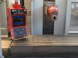 Mandrinadora CNC Mecof CR15