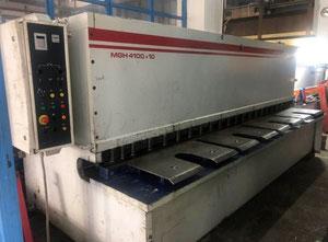 Baykal MGH 4110x10 CNC Schere