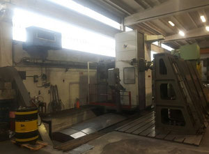 Used FPT SIRIO 60 Table type boring machine CNC