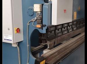 Prasa krawędziowa CNC/NC Durma 2,5 m 60 Tons