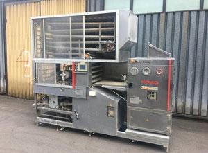 Línea completa de producción de panes KÖNIG ECO 4000