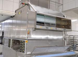 Linea completa di produzione di pane König -