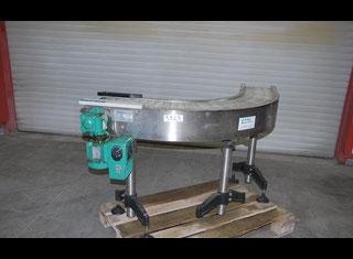 TTD curved conveyor P00214072