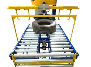 Marangoni ITT 3000 Shearographie-Maschine