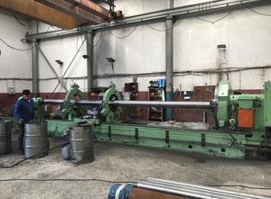 Skoda 8500 mm Schwerdrehbank