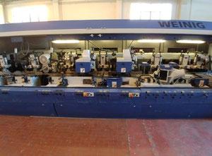 Çok kafalı profil makinası Weinig POWERMAT 2000