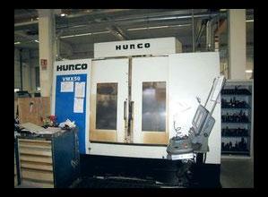 HURCO VMX 50/40T Bearbeitungszentrum Vertikal