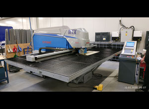 Euromac MTX 6 FLEX 1250 CNC punching machine