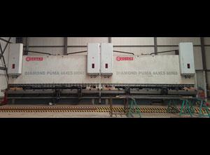 Dener Diamond Puma 4 AXES 60060 Abkantpresse CNC/NC