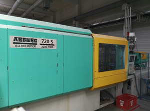 Arburg 720S 3200 1300 Injection moulding machine
