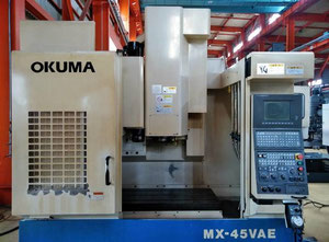Okuma MX-45VAE Machining center - vertical
