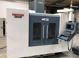 Hannsa YL1000-A CNC Fräsmaschine Horizontal