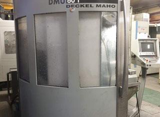 Deckel Maho DMU 60T P00214257