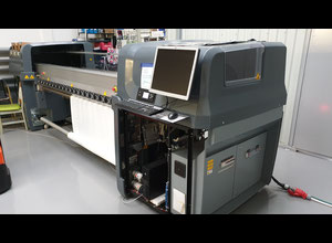 Hewlett Packard HP SCITEX LX 610 Web continuous printing press