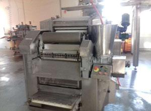 Linea completa di produzione di pizze o pasta Toresani MRP540 & MR540