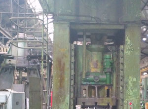 Trimming press Voronezh K9538 - 630 ton