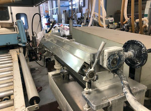 Sorbini 2 teste Spraying machine