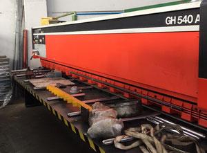 Schiavi GH 540 A mechanical shear