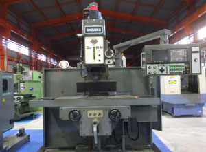 Shizuoka Iron Works AN-SR CNC Fräsmaschine Vertikal
