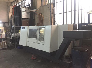 DMG Gildemeister CTX 510 eco cnc lathe with C axis