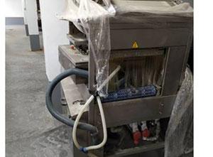 Frimaq ABA Folien-Einschweißmaschine