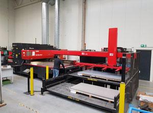 Amada LC 2415 A IV laser cutting machine