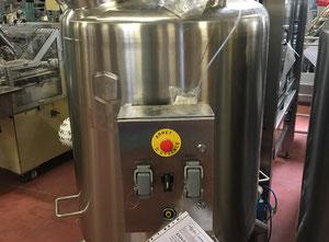Kofa inox 730 litres Behalter