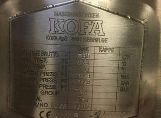 Kofa inox 730 litres P00218010