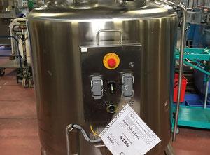 Contenedor - tanque de fusión Pierre Guerin 1050 litres agitée inox