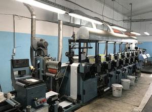 Rotační flexotiskový stroj USA Propheteer 1000 Series