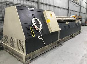 Sahinler 4R HSS 40x280 Plate rolling machine - 4 rolls