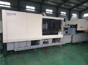 Pressa ad iniezione elettrica Nissei NEX460-140LE
