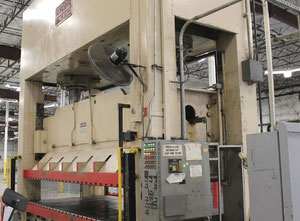 Pacific 1000D 14-84 Stamping press