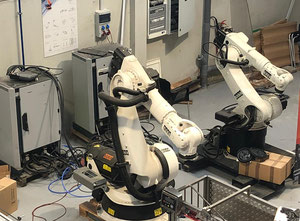 Robotica industrial Kuka KR 60-3