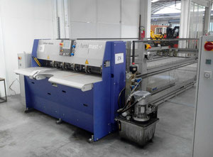 Used Fisher Rukle FURNIMASTER Finger Joint machine