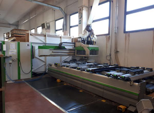 Used Biesse Rover 35 EPS Wood CNC machining centre