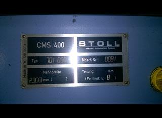Stoll CMS 400 P00218091