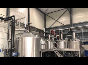 Machine pour la production de vin, bière ou alcool IFIND BREWING ROOM