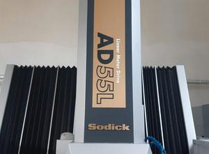Sodick AD55L Копировально-прошивочный станок