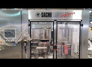 Enoberg Sipa Sacmi Complete PET Line for Juice, Soft Drinks, Tea P00219090