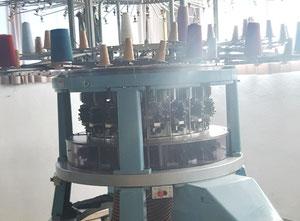 Jumberca TLJ -4E Circular knitting machine
