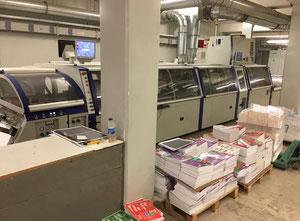 Kolbus KM 600 Perfect binding line for sale