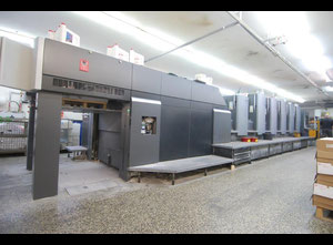 Offset cinco colores Heidelberg SM 102 - 5 P LX