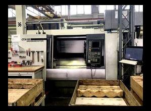 Cnc torna GILDEMEISTER CTX 510 V1