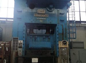 U.S. Industries, INC. - Innocenti S2 - 300 - 60 - 40 Stamping press