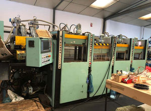 Main Group Booster 4 120Tn Spritzgießmaschine