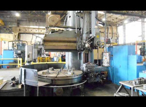 Berthiez 9340 Karusselldrehmaschine CNC